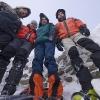 Na Babej hore 3.1.2009, foto: Jozef Jurík