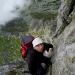 Rizoto lezie po Ostrom Roháči, foto: Jozef Jurík